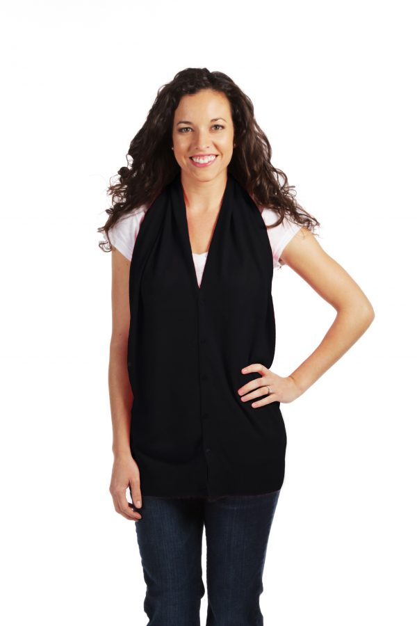 Shawl by SelahV Fashion - Vest Style