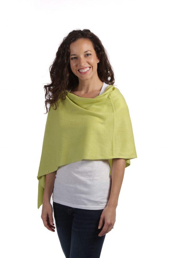 Shawl by SelahV Fashion - Green