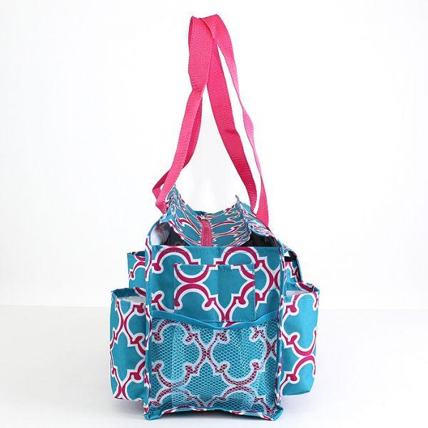 Pickleball Bag Duffle Tote - Blue/Pink