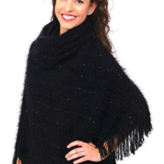 Winter Poncho