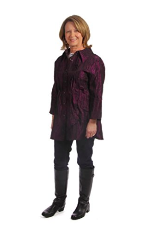 Manhattan Shirt - Eggplant (2)