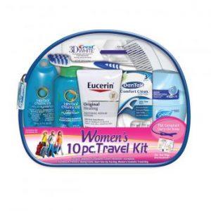 Convenience Kits International Women's Deluxe 10 pc Herbal Essences Travel Kit