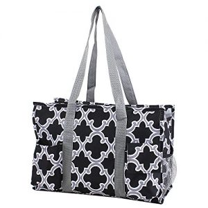 Pickleball Bag by SelahV Fashion - Black/White